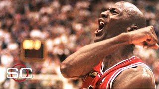 Michael Jordan's crossover move in 1998 NBA Finals highlights top 10 playoff moments | SportsCenter