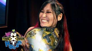 Io Shirai relishes her NXT Women's Title victory: WWE Network Exclusive, June 7, 2020