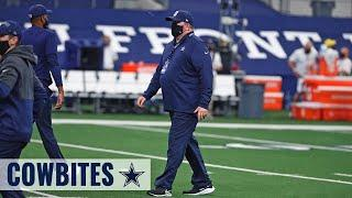 CowBites: Mike McCarthy - Get in There and Play Dallas Cowboys Football | Dallas Cowboys 2020