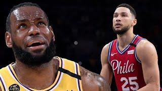 Ben Simmons VOWS To Shoot 3-Pointers As Lebron James Sticks Up For Him