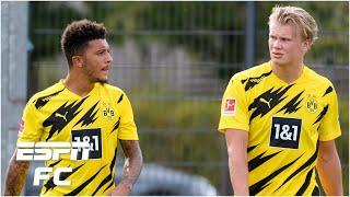 Will Man United sign Jadon Sancho and Erling Haaland this summer?   ESPN FC Extra Time