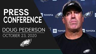 Doug Pederson Talks Eagles' Resilience, Injuries, & More | Eagles Press Conference