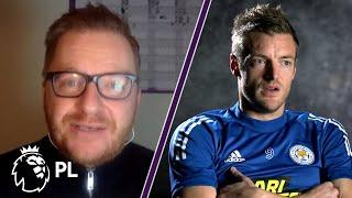 Leicester's Jamie Vardy grows Premier League legend | Inside the Mind with Arlo White | NBC Sports