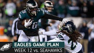 Breaking Down the Seahawks Matchup: Episode 12 | Eagles Game Plan (Week 12, 2020)