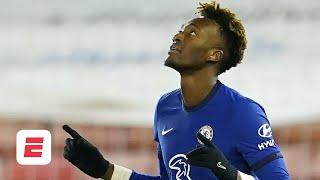 Tammy Abraham impressed the most out of Chelsea's fringe players vs. Barnsley - Robson | ESPN FC