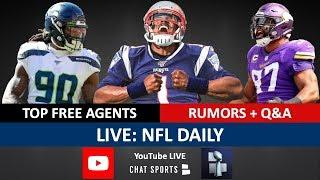 NFL Daily with Mitchell Renz & Tom Downey (June 29th)