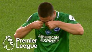 Neal Maupay gets Brighton in front of Southampton | Premier League | NBC Sports