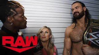 Drew McIntyre & R-Truth celebrate their victory: WWE Network Exclusive, June 15, 2020
