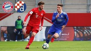U19: Dramatic K.O. after penalties | FC Bayern vs. Dinamo Zagreb | Highlights | UEFA Youth League