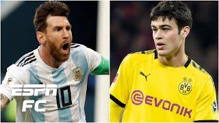Not even LIONEL MESSI could make Gio Reyna snub USMNT for Argentina! - Herculez Gomez | ESPN FC