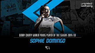END OF SEASON AWARDS   Derby County Women Young Player of the Season