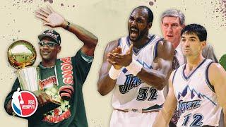 The '90s Jazz had 3 Hall of Famers ... at exactly the wrong time   Bulldozed