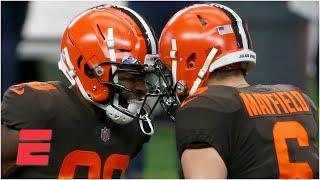 Are the Browns for real after scoring 49 points vs. the Cowboys? | Keyshawn, JWill & Zubin