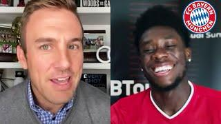 What's your weirdest nickname? | Alphonso Davies & Co. interviewed by Taylor Twellman