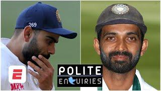 Is it time to replace Virat Kohli as India captain?! | #PoliteEnquiries | India vs. England 1st Test