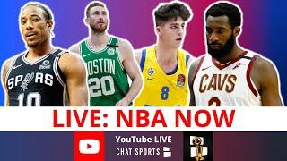 NBA Now: Live News & Rumors + Q&A With Jimmy Crowther (Oct. 23)