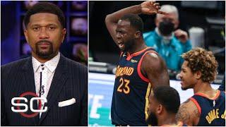 Jalen Rose reacts to Draymond Green's late ejection in Warriors' loss | SportsCenter