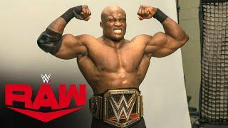 Bobby Lashley finally holds WWE Title after 16-year journey: WWE Network Exclusive, Mar. 1, 2021