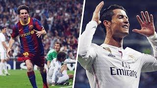 Cristiano Ronaldo's crazy reaction to Messi's legendary goal | Oh My Goal