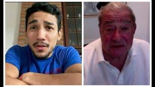 BEST FIGHT OF THE YEAR? - TEOFIMO LOPEZ & BOB ARUM (FULL) MEDIA CALL AHEAD OF VASYL LOMACHENKO CLASH