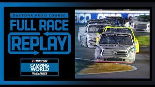 BrakeBest Brake Pads 159 At Daytona's Road Course | NASCAR Truck Series Full Race Replay