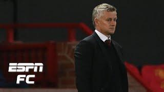 Manchester United vs. Crystal Palace reaction: Is Ole Gunnar Solskjaer in trouble again? | ESPN FC