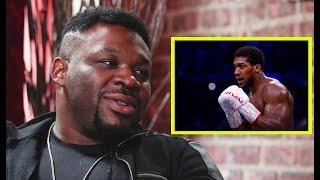 """I'D PUT ANTHONY JOSHUA IN A CASKET!"" JARRELL MILLER RIPS IN TO AJ & CALLS EDDIE HEARN A ""S***Y"""