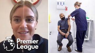 Olivia Smart starring for Leeds United while on COVID-19 front lines | Premier League | NBC Sports