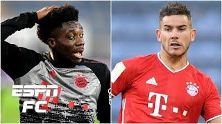 Does Bayern Munich's Alphonso Davies deserve to be benched for Lucas Hernandez? | ESPN FC Extra Time
