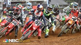 Supercross Round 7 at Orlando | EXTENDED HIGHLIGHTS | 2/13/21 | Motorsports on NBC