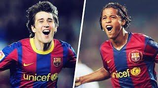 7 FC Barcelona rising stars who completely disappeared | Oh My Goal