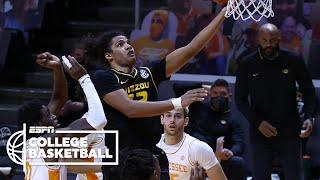 No. 19 Missouri upsets No. 6 Tennessee on the road [HIGHLIGHTS] | ESPN College Basketball