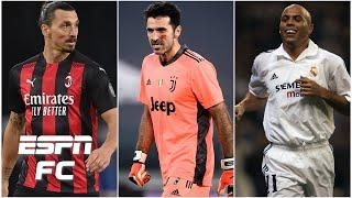 Zlatan, Gigi Buffon or Ronaldo: Who's the best player to NEVER win Champions League? | Extra Time