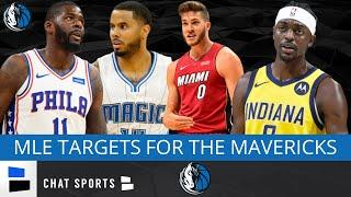 Dallas Mavericks Free Agency: 5 Players The Mavs Should Use the MLE On In NBA Free Agency