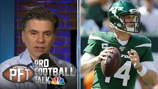 State of franchise: Trust Jets' Adam Gase to elevate Sam Darnold | Pro Football Talk | NBC Sports