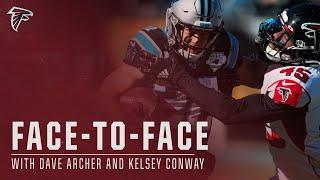 Biggest offensive threats the Falcons play in 2020? | Falcons Face-to-Face