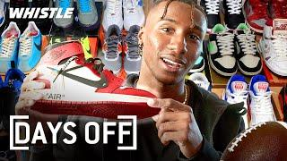 Deestroying Reveals His TOP 5 Sneakers & Shows Off NEW Music