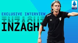 Super Pippo Inzaghi!   Exclusive Interview   Serie A TIM
