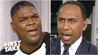 The Cowboys didn't fold! - Keyshawn Johnson and Stephen A. debate Dallas vs. Atlanta | First Take
