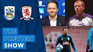 THE PREVIEW SHOW | Middlesbrough (H)