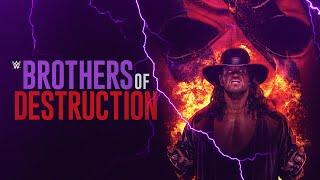 Brothers of Destruction available now on WWE Network
