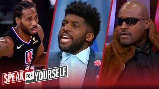 Wiley & Acho on if Doc or Kawhi is to blame for Clippers loss to Nuggets | NBA | SPEAK FOR YOURSELF