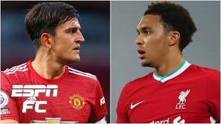 Harry Maguire or Trent Alexander-Arnold: Who had a more regrettable weekend? | ESPN FC Extra Time