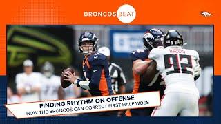 How Drew Lock and the Broncos offense can find rhythm early in games | Broncos Beat