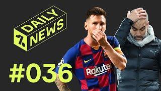 Messi wants to LEAVE Barcelona + How Guardiola got it all WRONG!  Daily News
