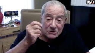'WHAT THE F*** IS WRONG w/ YOU - HEARN DOES C*** PPV'S' - BOB ARUM RAGES @ SKY (LOMA-LOPEZ NO UK TV)