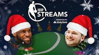 Mavericks vs. Lakers Christmas Preview | Hoop Streams