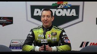 Kyle Busch: 'It would mean a lot' to win Rolex 24 at Daytona