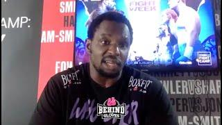 """FRANK NEEDS TO STAY OFF THE LIQUOR!"" DILLIAN WHYTE CLAPS BACK ON DUBOIS OFFER, FURY/WBC, POVETKIN"