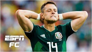Is Javier 'Chicharito' Hernandez's international career over with Mexico? | ESPN FC